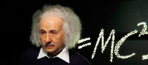 Bliv klog med Albert Einstein