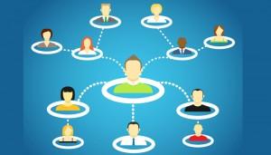 Brug dit netværk og dine sociale medier, når du søger efter job.