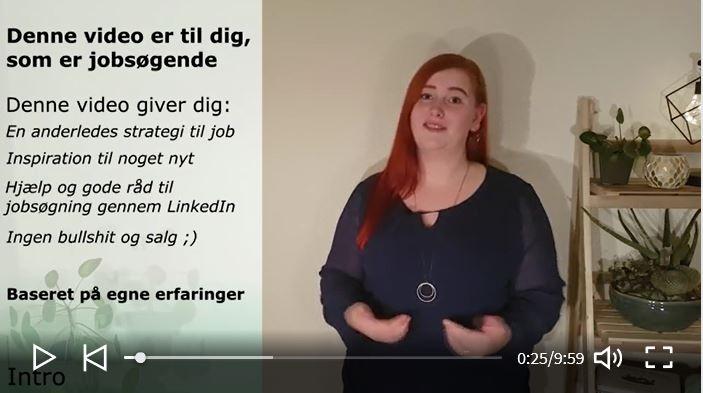 Video: Sådan gør du, hvis du vil have folk til at opdage dig på LinkedIn