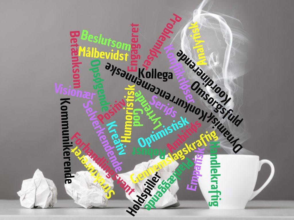 Sådan bringer du dine personlige egenskaber i spil i dit CV