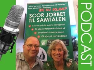 Podcast - Scor jobbet til samtalen